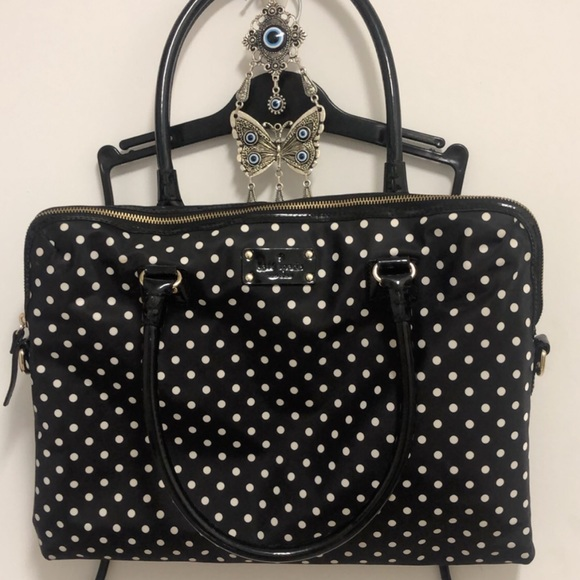 kate spade Handbags - Kate Spade Polka Dot Tote